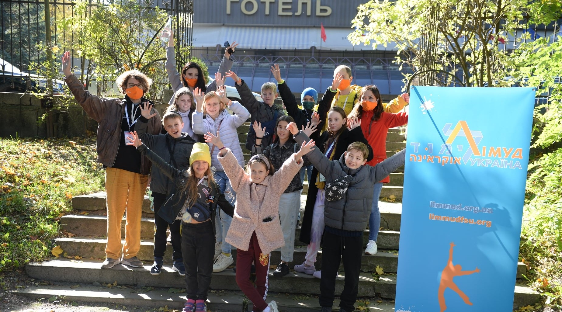 Ukraine Jews find cause to celebrate despite country's challenges
