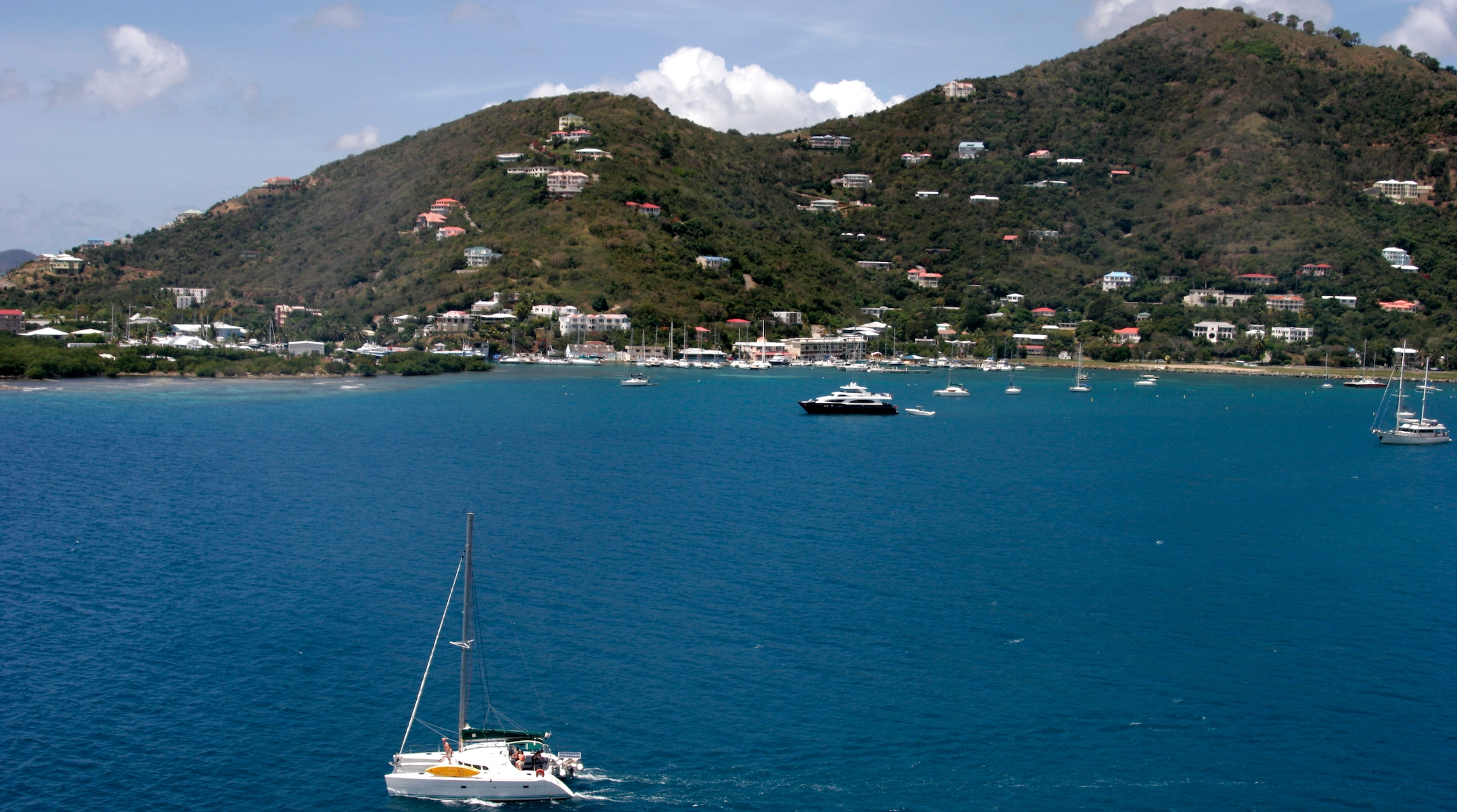 How offshore accounts turned the British Virgin Islands into an east Jerusalem landlord