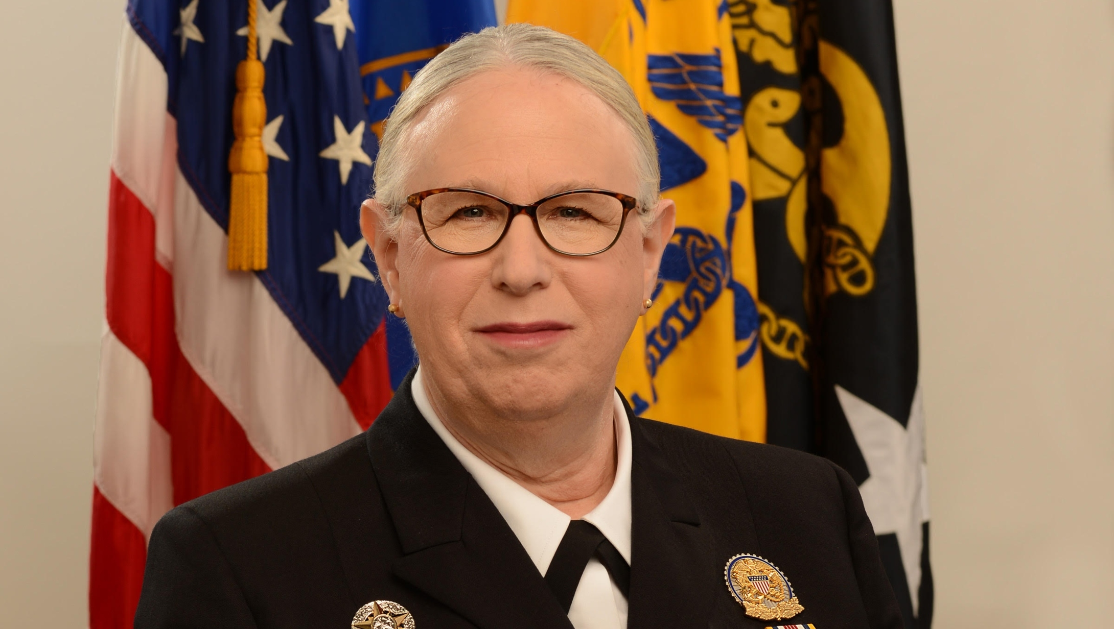 Rachel Levine is named an admiral, becoming the most senior transgender person in the uniformed...