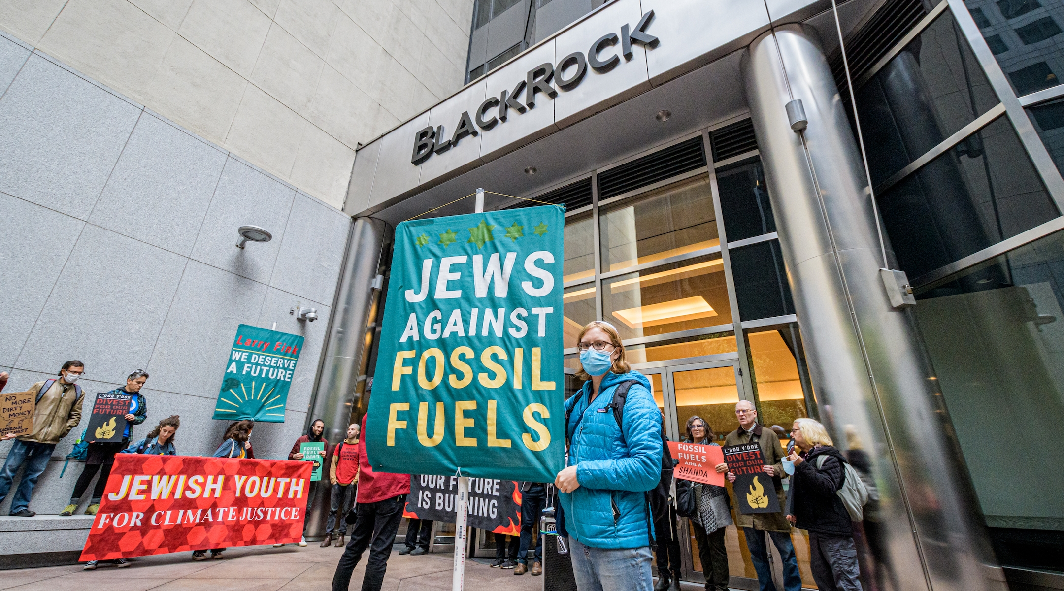 Rabbis arrested at NYC climate protest • Senators back terror victims • Have a 'Nora...