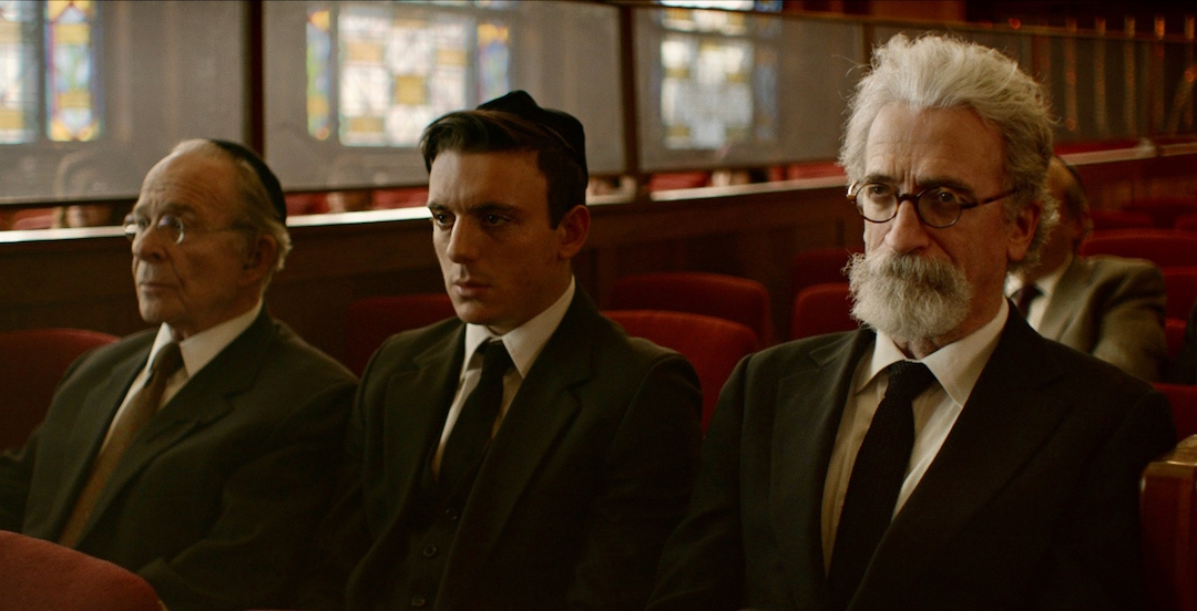 A young, gay Russian Jew navigates '80s New York in 'Minyan,' a new film set...