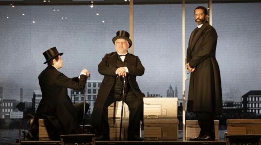 Broadway actors